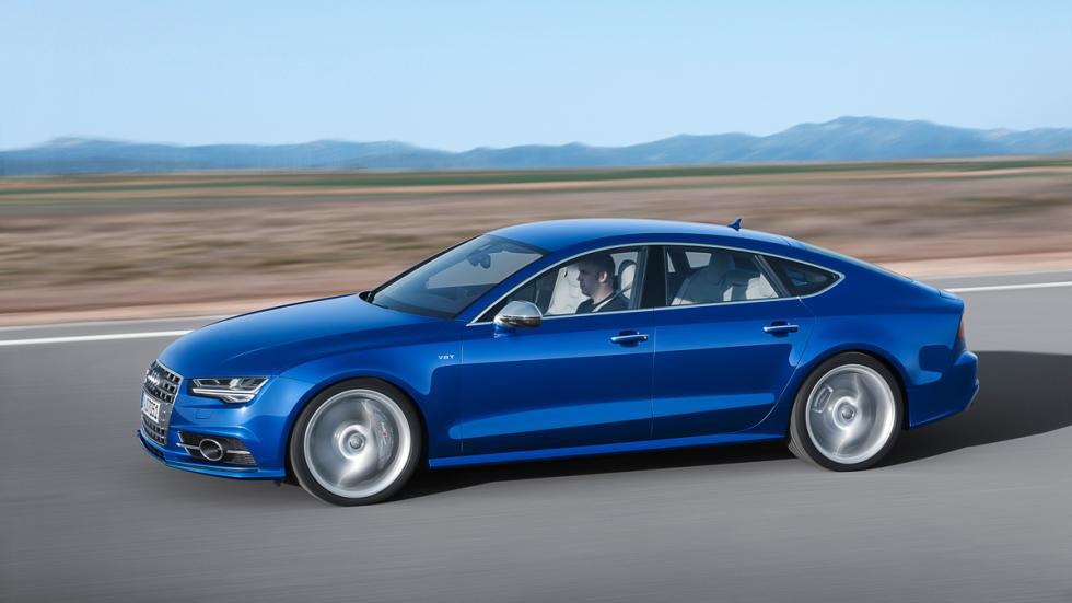 Audi S7 Sportback delantera