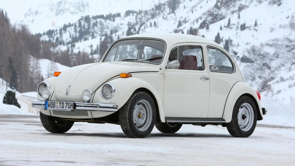 Volkswagen Beetle delantera