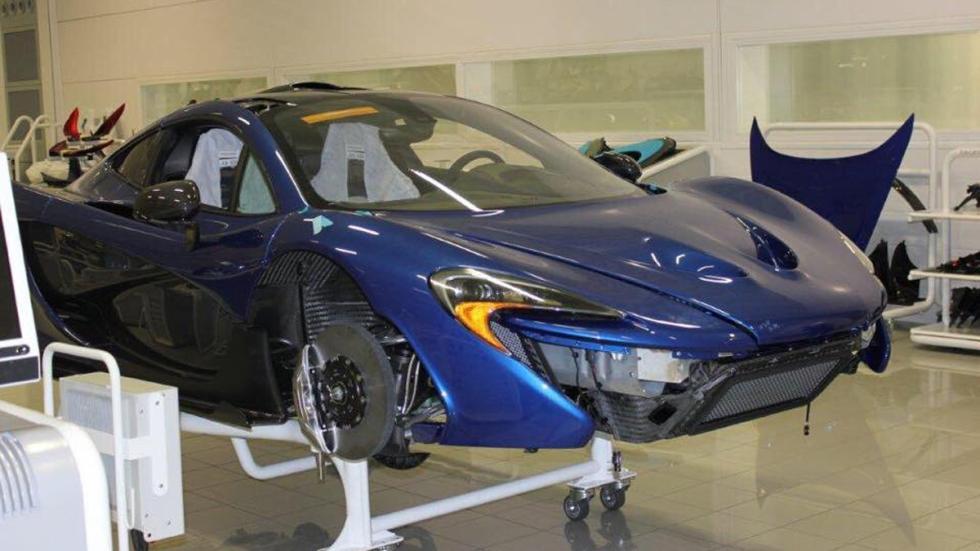 McLaren P1 Deadmau5