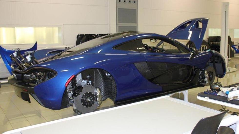 McLaren P1 Deadmau5 zaga
