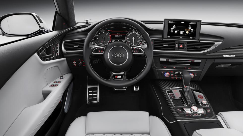 Audi S7 Sportback interior