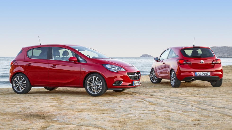 coches para universitarios Opel Corsa