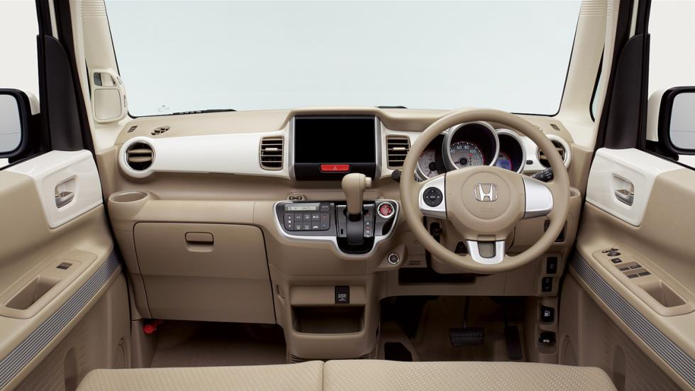 Honda N-Box Slash Concept - salpicadero