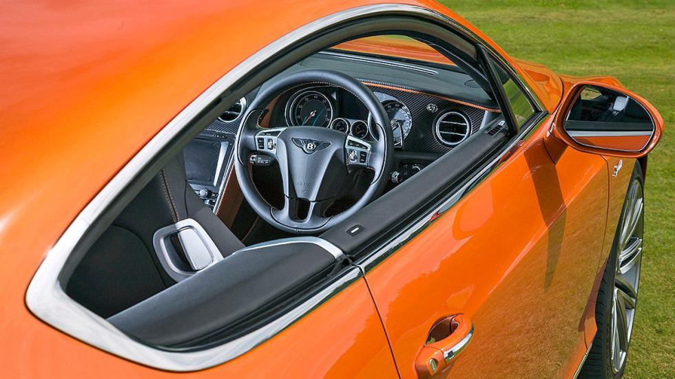 Bentley Continental GT Speed detalle