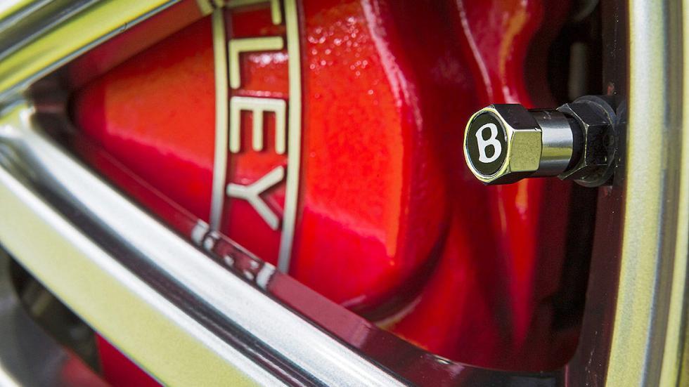 Bentley Continental GT Speed detalle freno