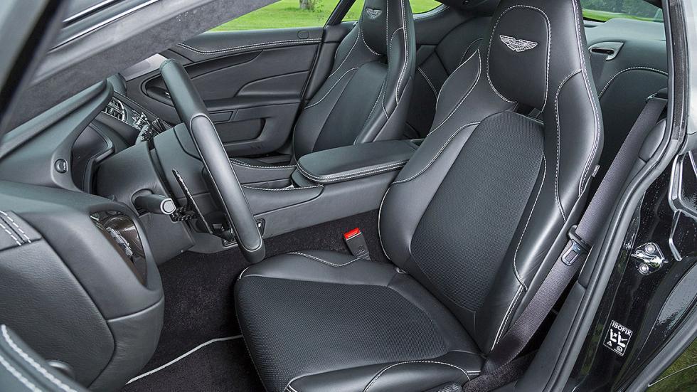 Aston Martin Vanquish asientos