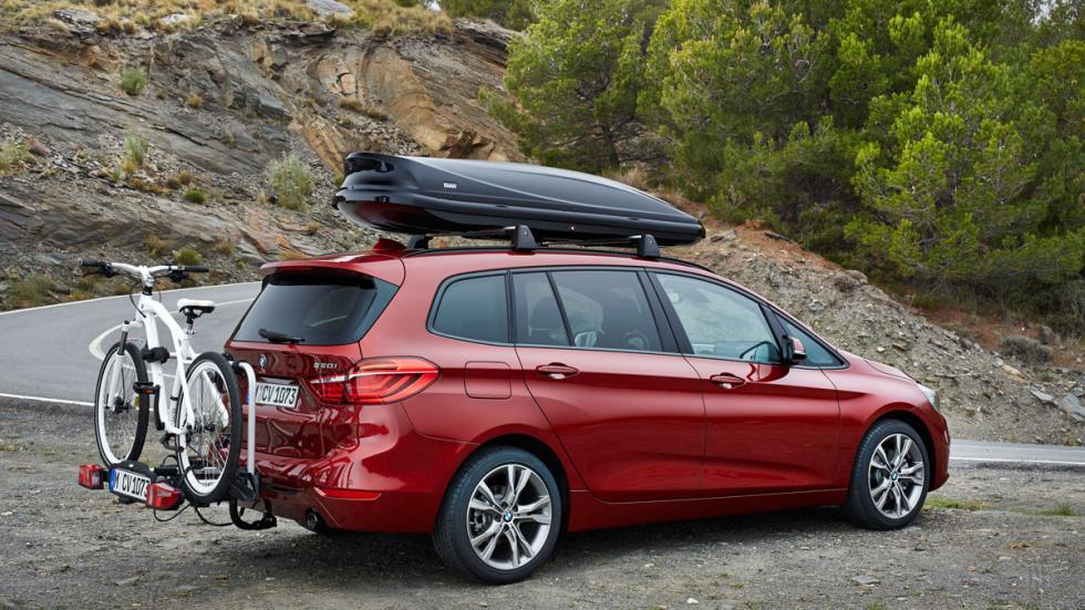 BMW Serie 2 Gran Tourer baúl