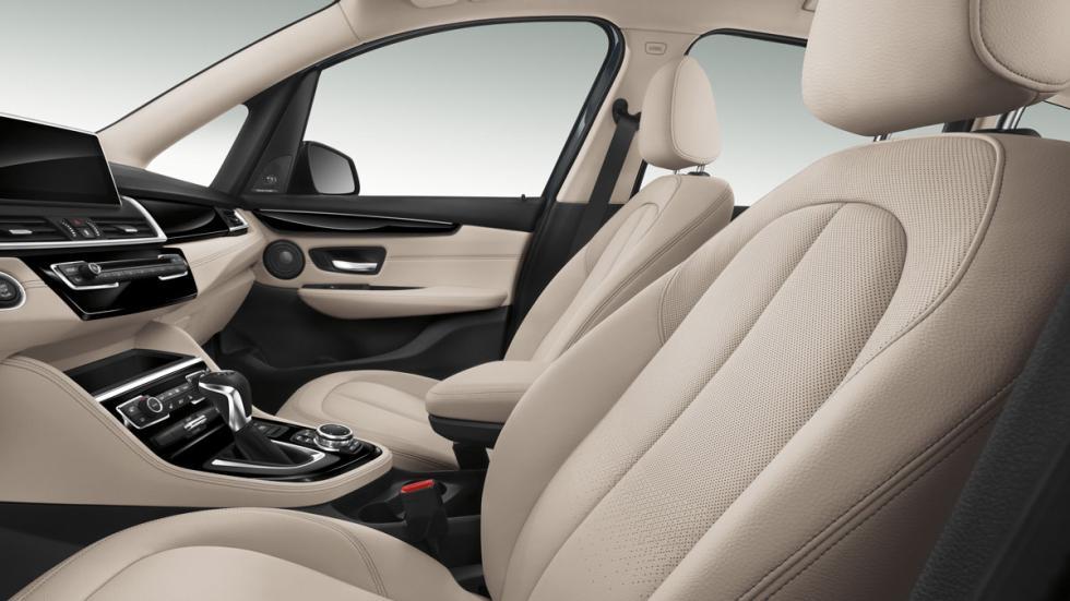 BMW Serie 2 Gran Tourer interior