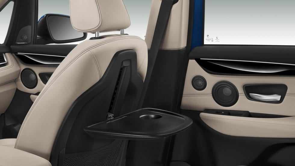 BMW Serie 2 Gran Tourer mesas