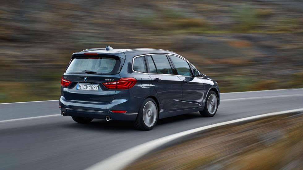 BMW Serie 2 Gran Tourer aceleración