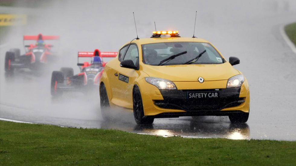 deportivos carrocería familiar Renault Mégane RS morro