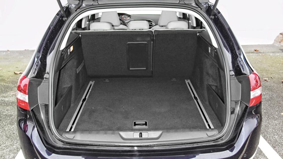 Peugeot 308 SW maletero