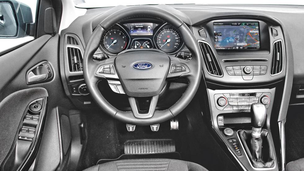 Ford Focus Sportbreak interior