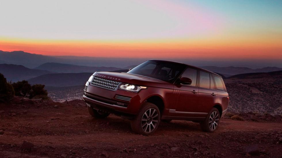 Land Rover Range Rover - delantera