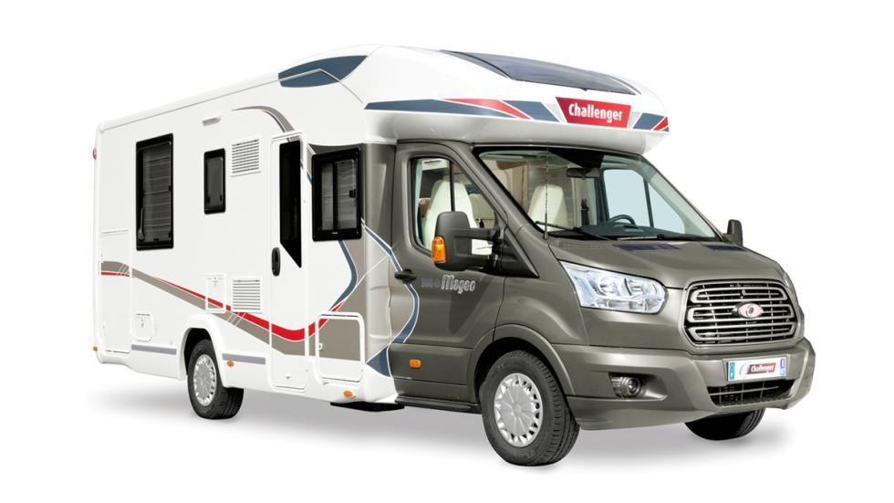 Ford Transit Callenger EB Mageo 398 - exterior