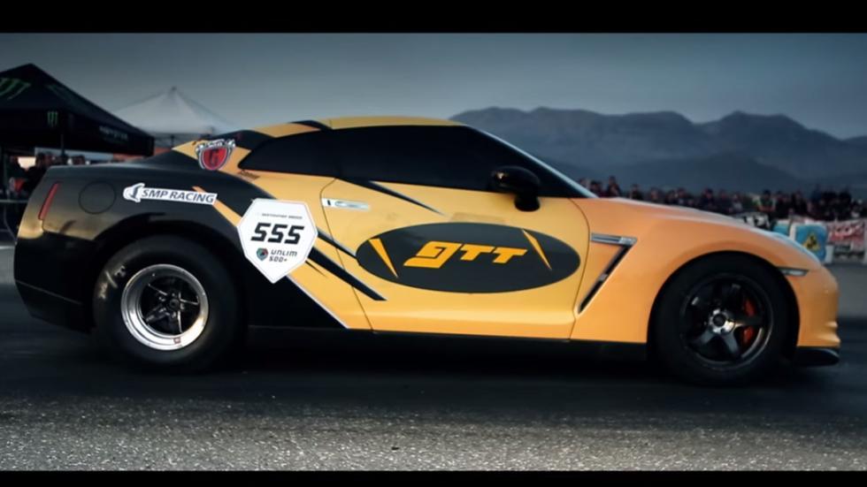 Nissan GT-R más rápidos Gosha Turbo Tech Moses