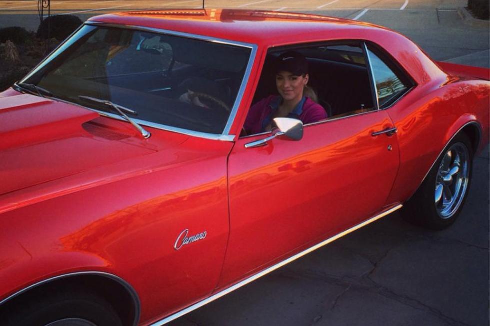 Jordan Carver Camaro