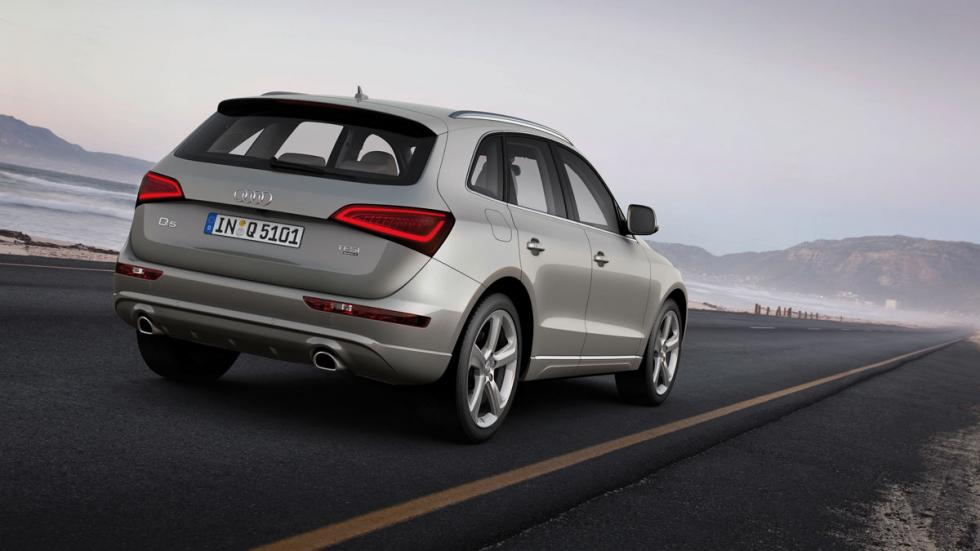 Audi Q5 trasera