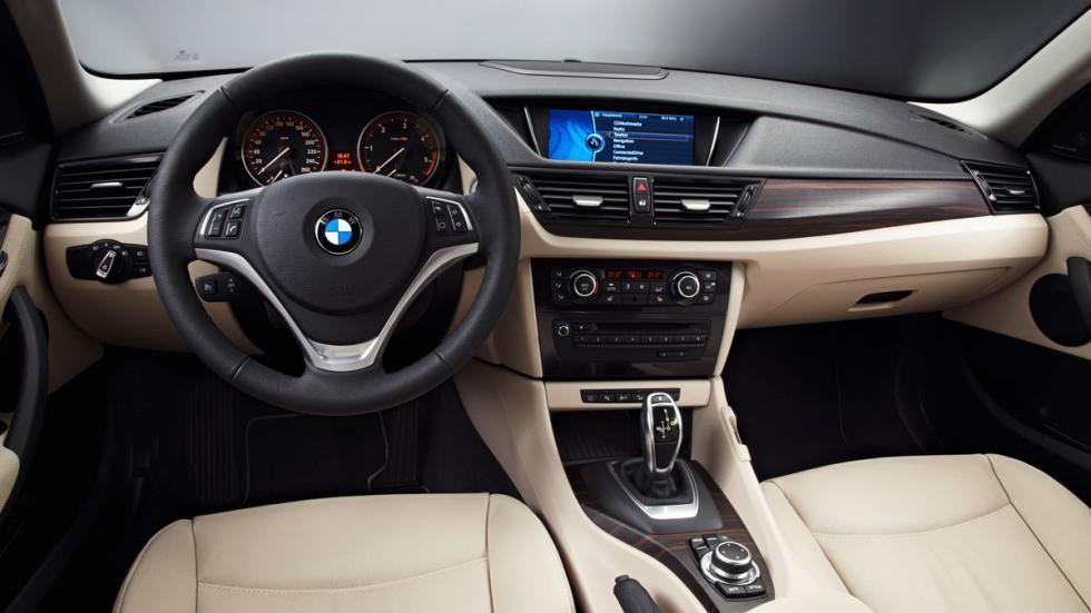 l interior del nuevo BMW X1