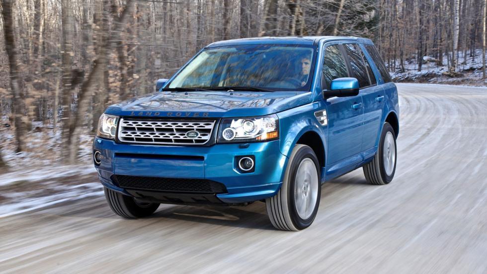 El Land Rover Freelander