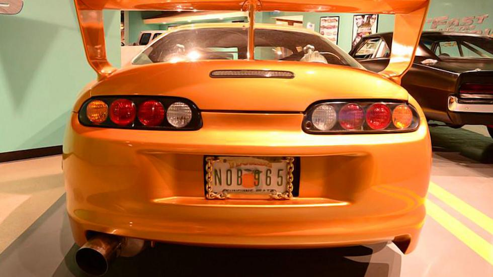 Toyota Supra Paul Walker zaga