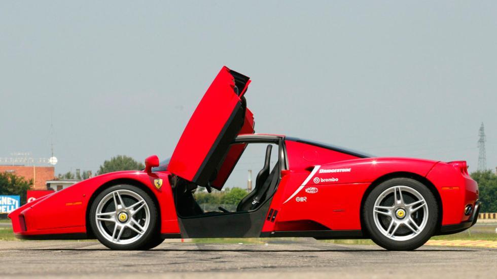 Ferrari Enzo mejor Ferrari 488 GTB