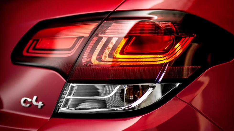Citroën C4 2015 faros traseros