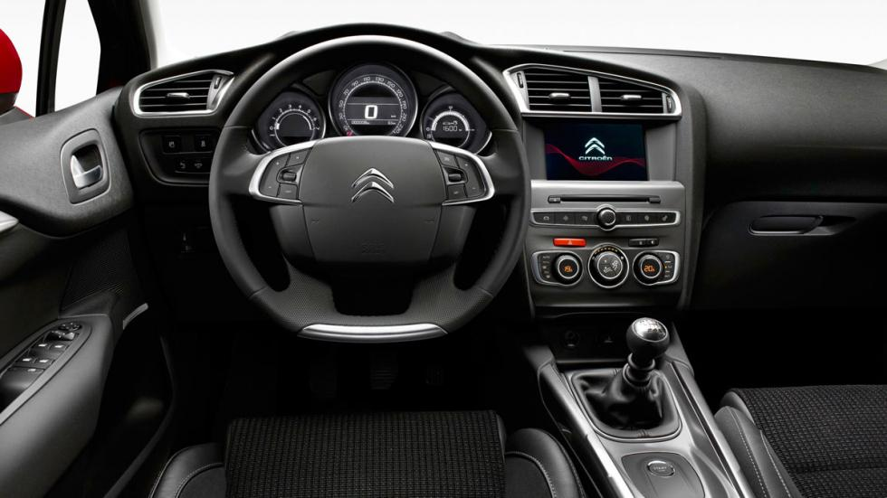 Citroën C4 2015 interior