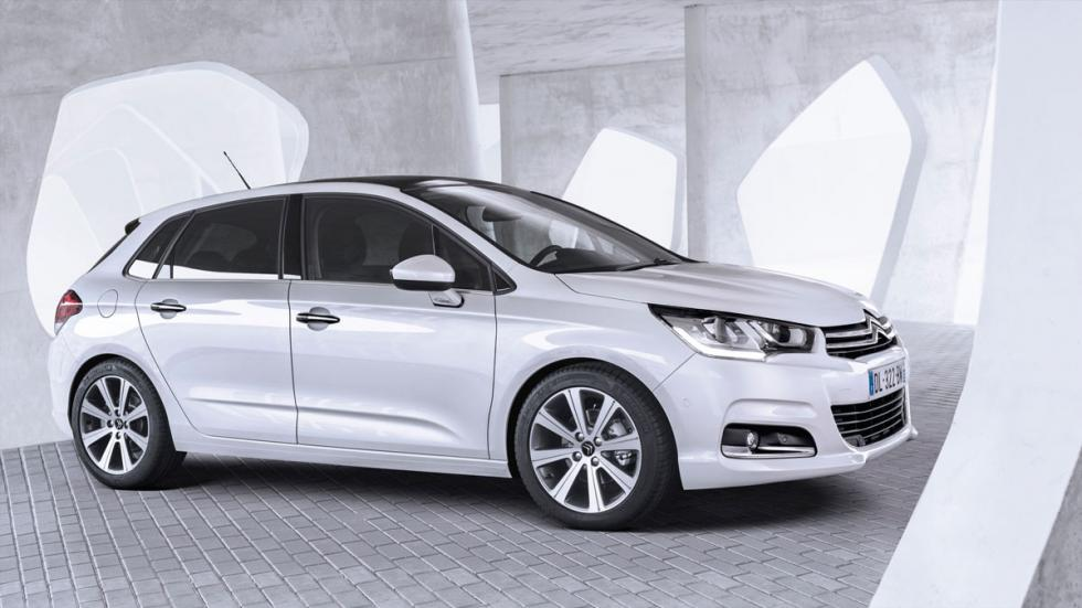 Citroën C4 2015 blanco