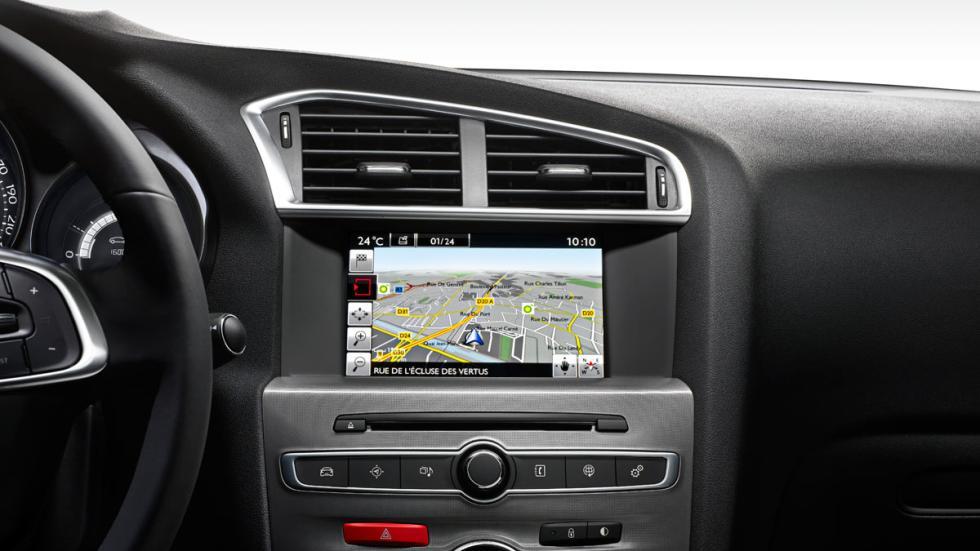 Citroën C4 2015 pantalla