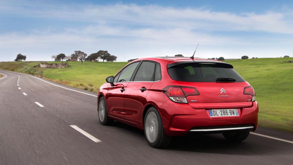 Citroën C4 2015 rojo