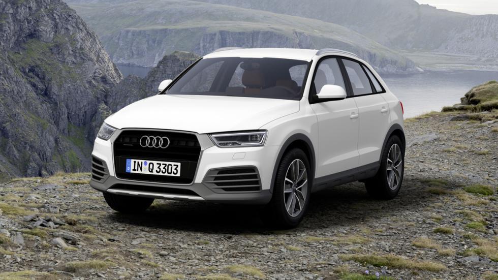 El nuevo Audi Q3 llegará a los concesionarios en febrero a un precio base de 30.