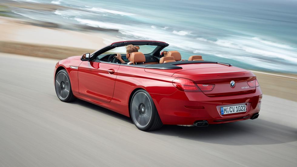 BMW ha puesto al día al Serie 6 que se lanzó al mercado en 2011.