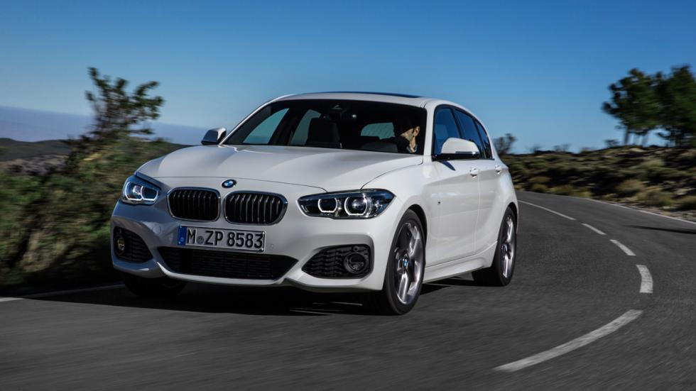 BMW ha puesto al día al Serie 1 que se lanzó al mercado en 2011.