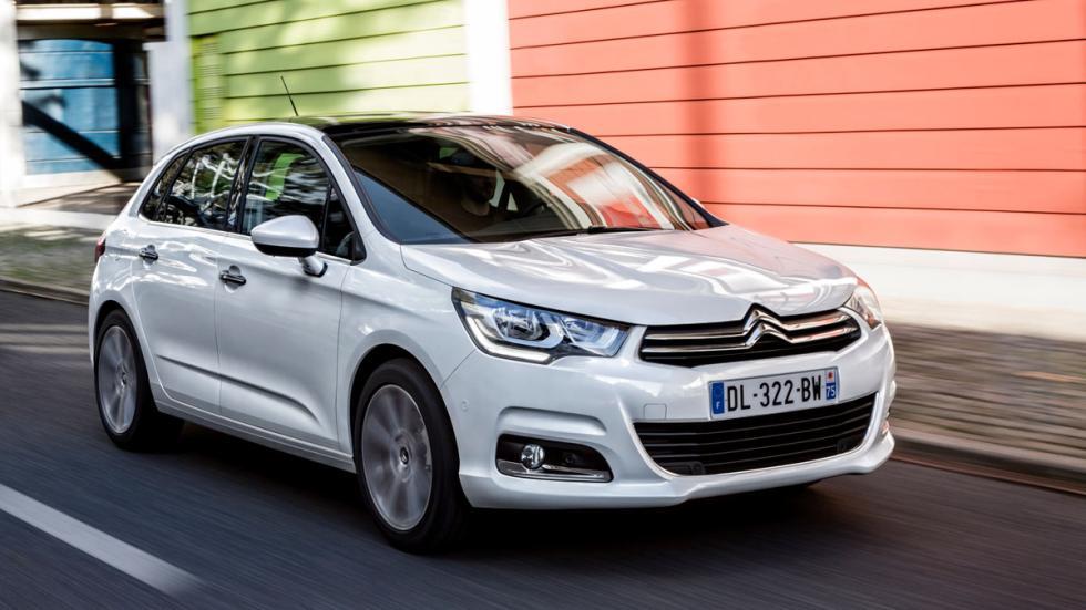 El Citroën C4 2015 se renueva a fondo: nuevo diseño y motores más eficientes son