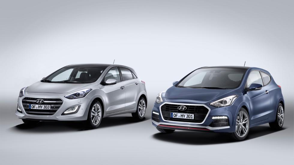 El Hyundai i30 2015 y el nuevo Hyundai i30 Turbo estarán disponibles durante el