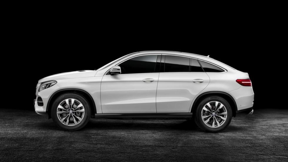 El nuevo Mercedes GLE Coupé se puede decir que es un Clase M coupé.