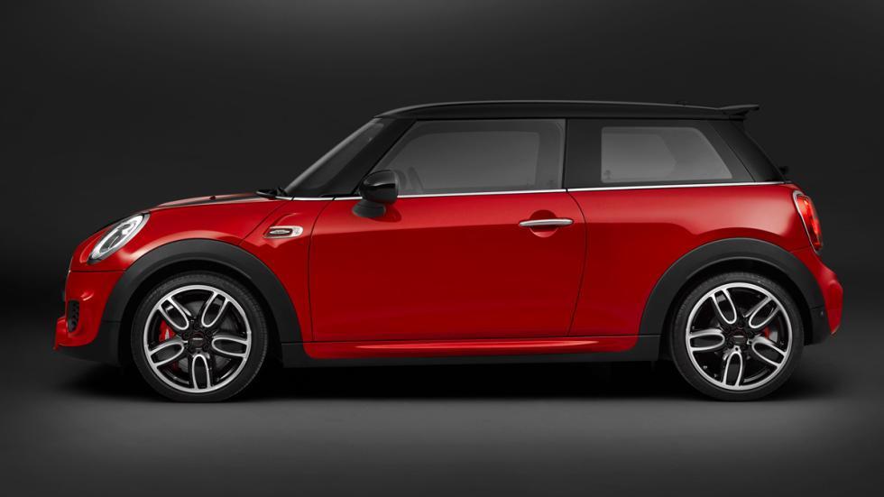 El Mini John Cooper Works 2015 es la versión más deportiva que la gama MIni.