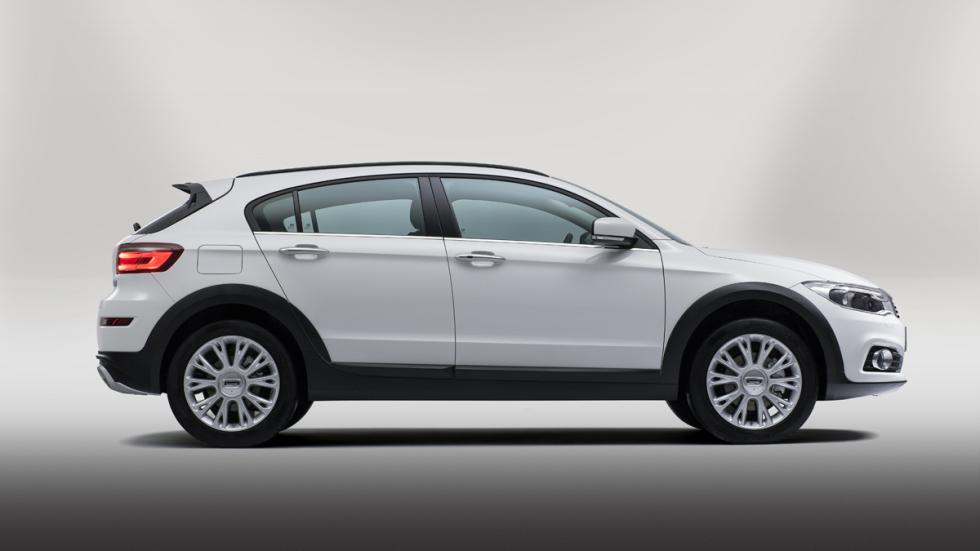 El Qoros 3 City SUV 1.6T es el tercer modelo de la nueva marca de automóviles in