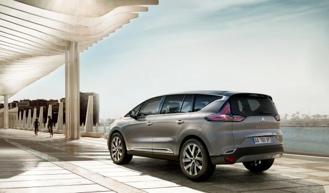El Renault Espace 2015 ofrecerá, como siempre, hasta siete plazas y un habitácul