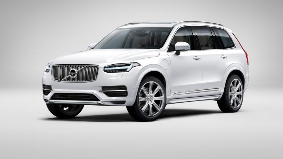 El Volvo XC90 llegará a España en junio de 2015. Su presentación será en el Saló