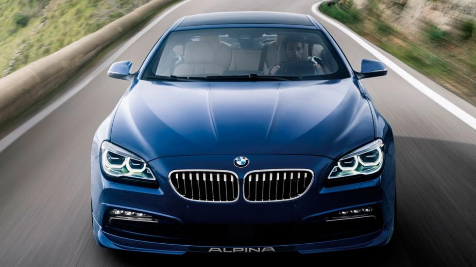 Alpina B6 xDrive Gran Coupé 2016 frontal