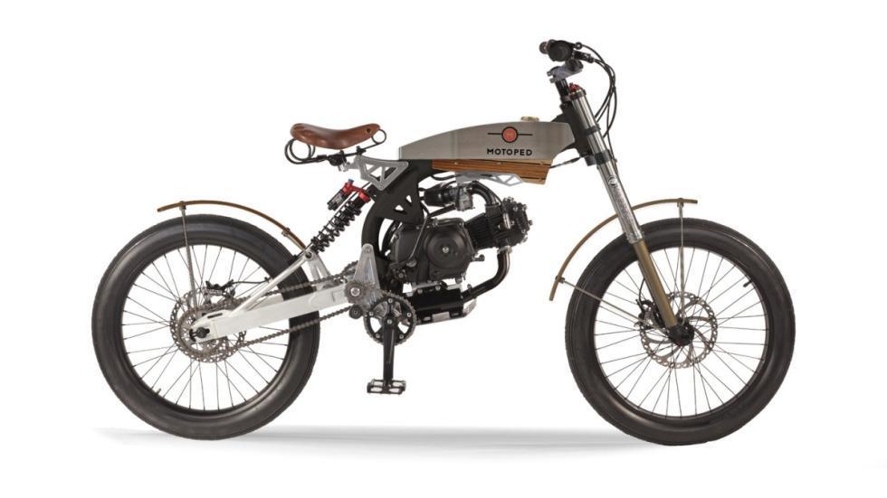 Motoped-bici-moto