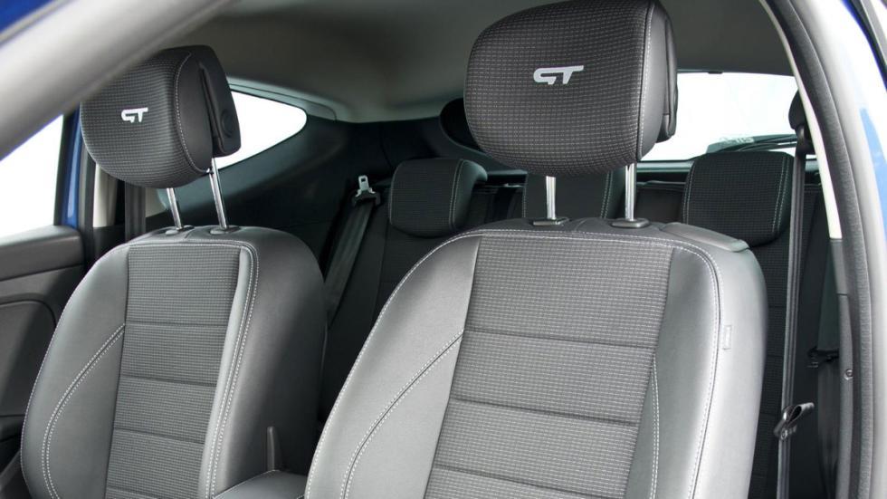 Renault Mégane GT220 asientos