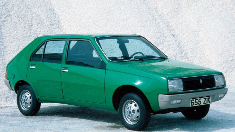 Renault 14 delantera