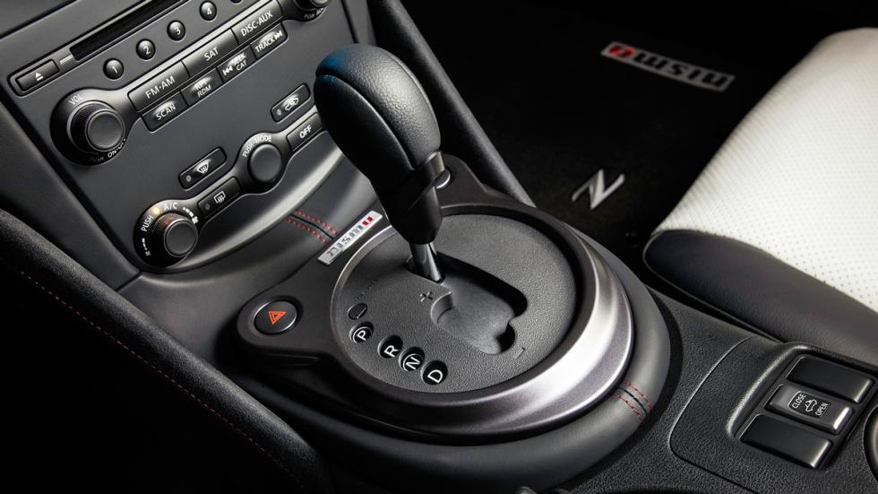 Nissan 370Z Nismo Roadster Concept transmisión