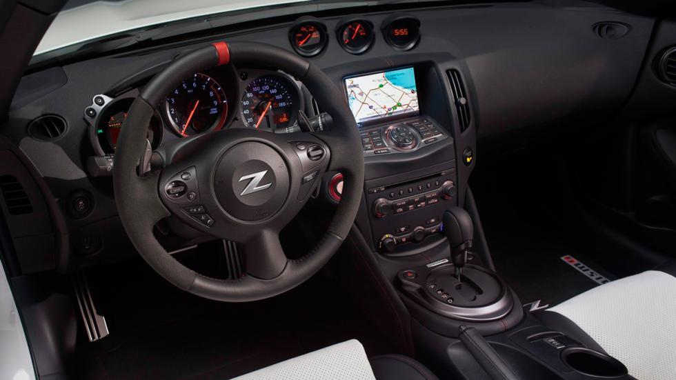 Nissan 370Z Nismo Roadster Concept volante