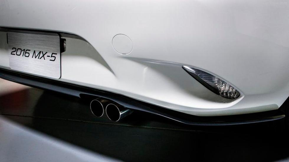 Mazda MX-5 Accesories Design Concept 2015 escapes