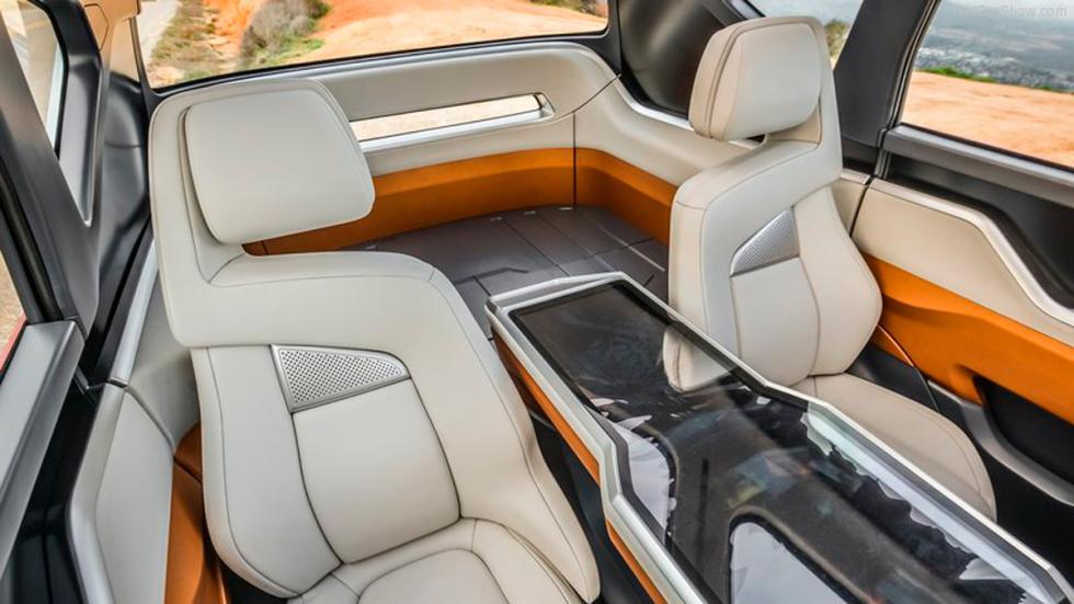 Mitsubishi GC-PHEV Concept asientos