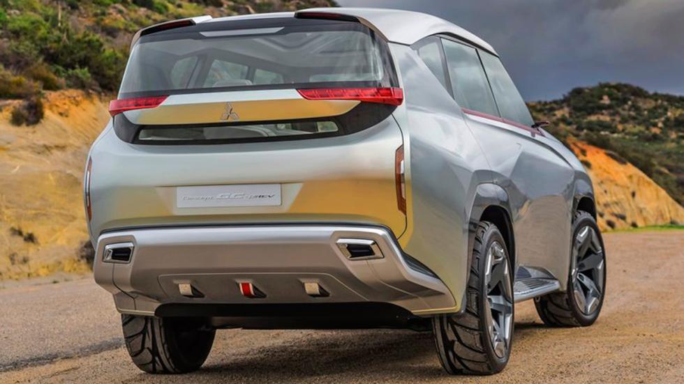 Mitsubishi GC-PHEV Concept trasera